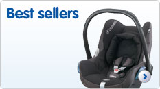 Best selling car seats