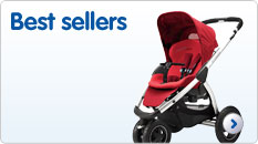 Best selling pushchairs