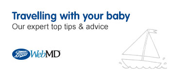 Web MD Travelling with your baby