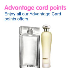 Advantage card points