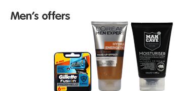 Men's offers