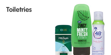 Toiletries Offers