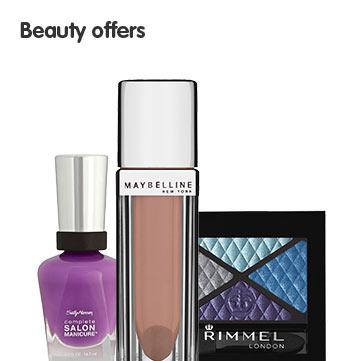 Beauty Offers