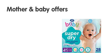 Mother and Baby Offers