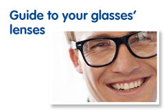 Giude to glasses lenses