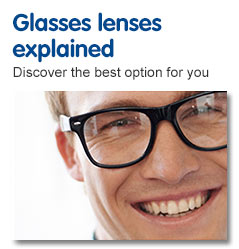 Glasses lenses explained