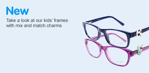 New - Childrens frames