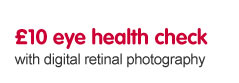 £10 eye health check