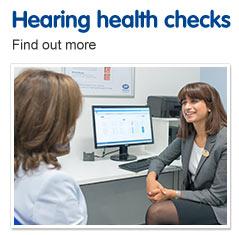 Hearing health checks