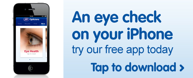 An eye check on your iPhone - try our free app today