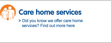 Care home services, did you know we offer care home services? Find out more here