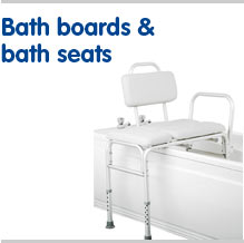 Bath boards and bath seats