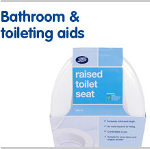 Bathroom and toileting aids