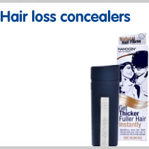 View our full range of hair loss concealers