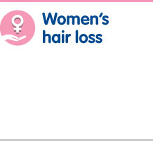 Women's hair loss