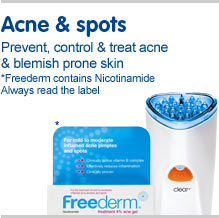 Acne and sports. Prevent, control and treat acne and blemish prone skin