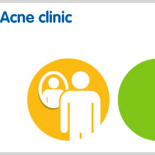 Acne clinic for prescription only treatments without visiting a doctor