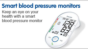 Smart blood pressure monitors