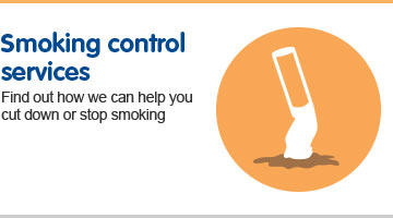 Smoking control services