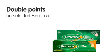 Double Points on selected Berocca