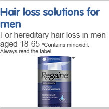 Hair loss solutions for men