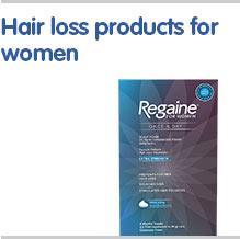 Hairloss products for women