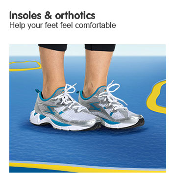 Footcare Insoles & Orthotics