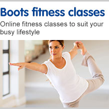 Boots fitness class