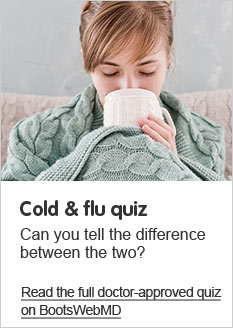 Cold & Flu Quiz