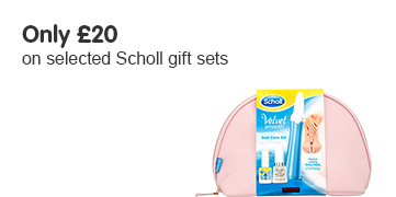 Only £20 on selected scholl