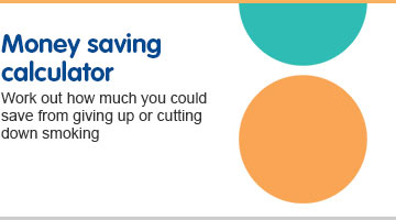 Money saving calculator
