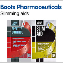 Boots Pharmaceuticals Slimming Aids