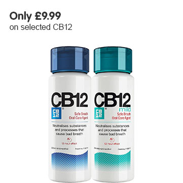 Only £9.99 on selected CB12