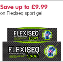 Save up to £9.99 on Flexiseq Sport