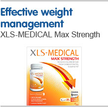 XLS effective weight loss managment