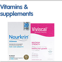 Hair Loss Vitamins and Supplements
