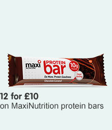 MaxiNutrition Protein Bars
