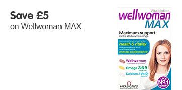 Save £5 Wellwoman Max