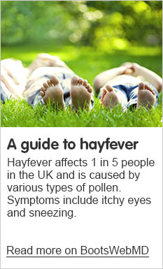 A guide to hayfever