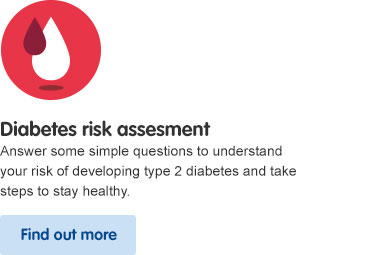 Diabetes risk assessment
