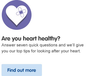 Are you heart healthy