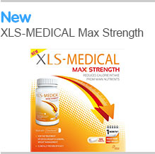 New XLS Medical Max Strength