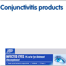 Conjunctivitis products
