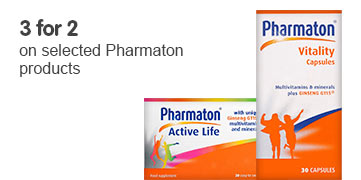 Save 25 percent on pharmaton