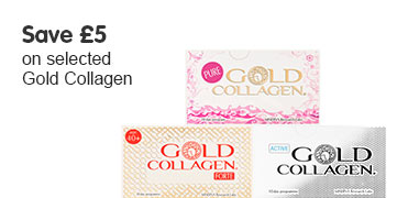 Save £5 Gold Collagen