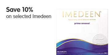 Imedeen Save 10%