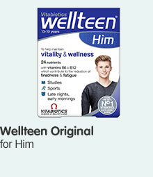 Wellteen him