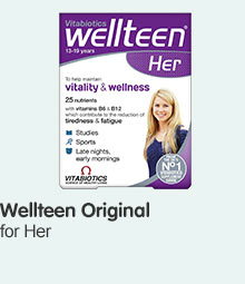 wellteen for her