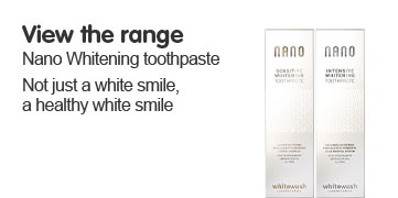 View the range of Nano Whitening Toothpaste