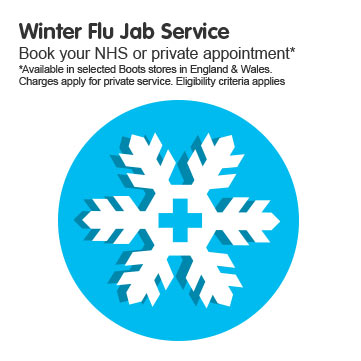 Winter flu jab service